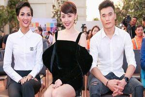 Tóc Tiên xinh đẹp, hội ngộ Bùi Tiến Dũng và H'Hen Niê tại sự kiện