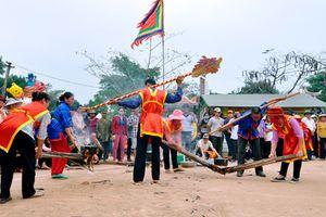 Giải pháp bảo tồn, khai thác lễ hội, loại hình văn hóa dân gian đặc sắc ở Thanh Hóa