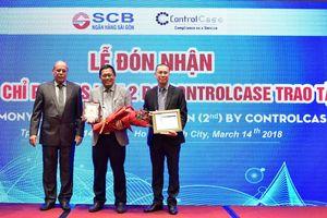 SCB nhận nhiều giải thưởng lớn từ các tổ chức quốc tế