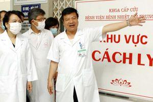 Giám đốc bệnh viện không nhất thiết phải có hàm giáo sư, phó giáo sư?