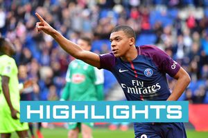 PSG 2-1 Angers: Mbappe lập cú đúp
