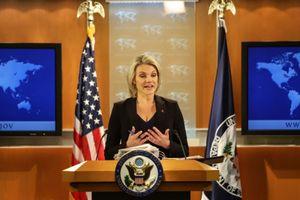 Cựu nữ nhà báo Fox News nắm quyền Thứ trưởng Ngoại giao Mỹ