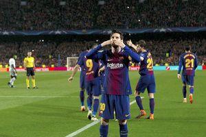 Barca 3-0 Chelsea: Messi dẫn đầu đội hình xuất sắc nhất