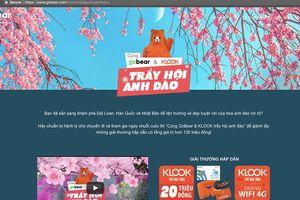 GoBear Việt Nam và KLOOK mang đến cơ hội trải nghiệm sản phẩm du lịch quốc tế