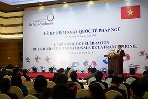 Việt Nam đóng góp thiết thực vào sự phát triển chung của cộng đồng Pháp ngữ