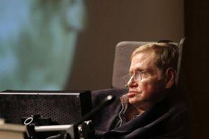 Stephen Hawking - ngôi sao sáng trên bầu trời khoa học