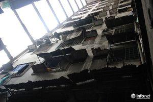 TP.HCM tháo dỡ 10 chung cư xuống cấp nghiêm trọng, nguy hiểm