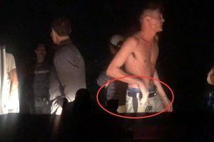 Nhóm côn đồ truy đuổi 2 nhà báo trên đê sông Hồng trong đêm khuya