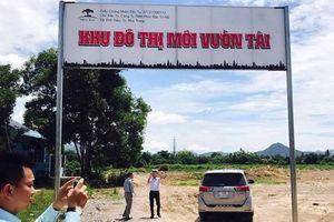 Thanh tra dự án Vườn Tài, không có Công an và Sở Kế hoạch – Đầu tư tỉnh Khánh Hòa
