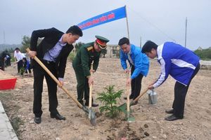 Đoàn Thanh niên Bộ TN&MT chung tay xây dựng đảo Thanh niên