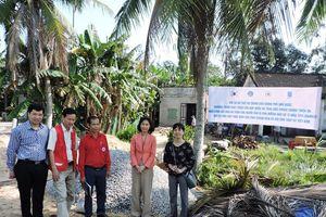 Quảng Nam: Khởi công xây dựng 5 'căn nhà an toàn' đầu tiên