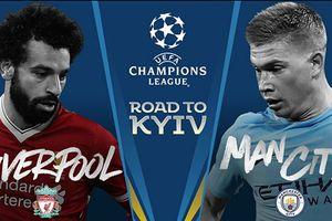Liverpool gặp Man City, Juve đối đầu Real ở tứ kết Champions League