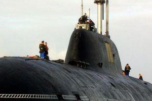 Tàu ngầm hạt nhân Nga bí mật áp sát bờ biển Mỹ