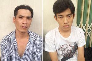 Hai tên cướp mang tiền án dùng dao chống trả trinh sát hình sự đặc nhiệm khi bị truy đuổi