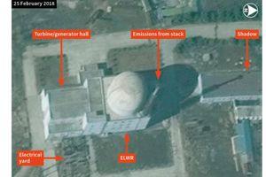 Lò phản ứng hạt nhân của Triều Tiên có dấu hiệu hoạt động
