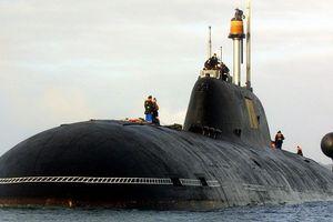 Tàu ngầm hạt nhân Nga từng 'lặng lẽ' tiến sát bờ biển Mỹ mà không bị phát hiện