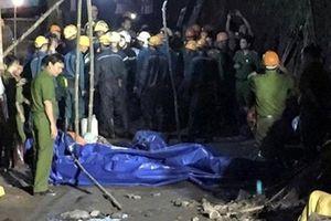 Bị xe goòng đập vào người, một thợ mỏ tử vong