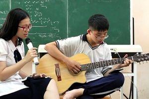 Các trường... 'ngơ ngác' với dự thảo đưa âm nhạc vào học chính khóa THPT