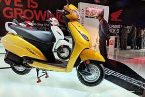 Xe tay ga Honda Activa 5G giá chỉ hơn 18 triệu đồng ở Ấn Độ