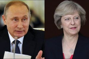Căng thẳng Anh-Nga: Ảo tưởng loài