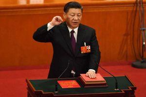 Chủ tịch nước chúc mừng Chủ tịch nước Trung Quốc Tập Cận Bình tái đắc cử