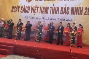 'Sách - văn hóa, phát triển và hội nhập' tôn vinh trên quê hương Kinh Bắc