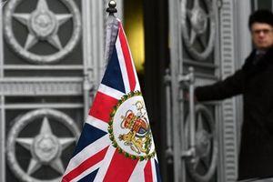 Nga 'phản đòn', trục xuất 23 nhà ngoại giao Anh, hủy thỏa thuận lập Tổng lãnh sự