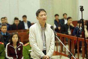 Vì sao con trai Trịnh Xuân Thanh kháng cáo đòi tài sản?