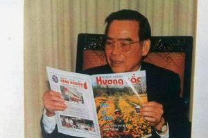 Nguyên Thủ tướng Chính phủ Phan Văn Khải với ngành Sinh Vật Cảnh Việt Nam.