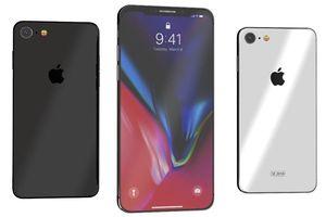 Rò rỉ hình ảnh iPhone X SE sắp ra mắt
