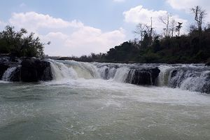 Thủy điện xả nước, 2 thiếu nữ tử vong trên sông Sêrêpốk