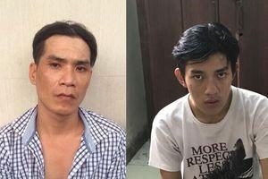 Cảnh sát truy bắt cướp như phim giữa Sài Gòn