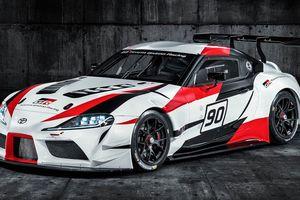 'Huyền thoại' Toyota Supra tái xuất dưới dạng concept đường đua