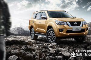 SUV Nissan Terra 'tuyên chiến' với Toyota Fortuner tại Trung Quốc