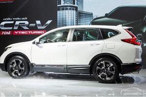 Thuế về 0%, xe ô tô Honda CRV giảm 200 triệu đồng, sao khách vẫn chê?
