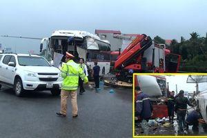 Xe khách tông xe cứu hỏa trên cao tốc Pháp Vân – Cầu Giẽ: Thông tin mới nhất