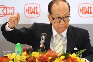 Tỷ phú giàu nhất Hồng Kông chính thức nghỉ hưu ở tuổi 89