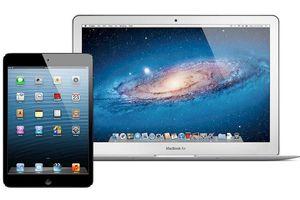 iPad 2018 giá chỉ 259 USD, Macbook Air 2018 giá chỉ 799 USD?