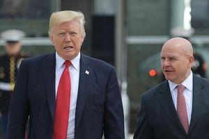 Hoa Kỳ: Tổng thống Trump sa thải Cố vấn An ninh Quốc gia McMaster