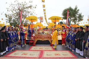 Quảng Ninh: Phục dựng nghi lễ tế Đàn Xã Tắc