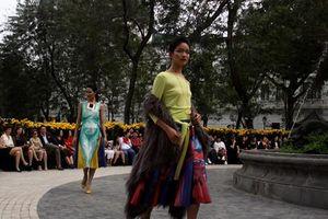 Độc đáo Tuần lễ thời trang Việt Nam – Italia 2018
