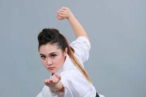 Diễn viên, chuyên gia võ thuật Hollywood Gemma Nguyễn về Việt Nam
