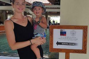 Bầu cử Tổng thống Nga tại Bali được tổ chức tại khách sạn 5 sao