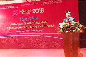 Tọa đàm về nhà báo Trần Công Mân với báo chí cách mạng Việt Nam