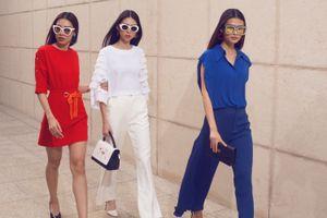 Dàn siêu mẫu chân dài trong Next Top Model đón đầu xu hướng hè 2018