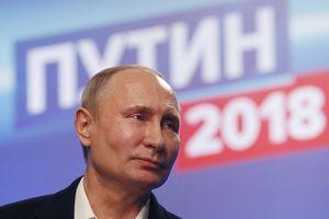 Tổng Bí thư Nguyễn Phú Trọng gửi điện mừng ông Putin đắc cử Tổng thống Nga