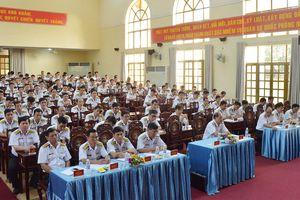 Cục Chính trị Hải quân: Hội nghị tập huấn công tác đảng, công tác chính trị khu vực TPHCM