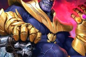 Võ vẽ chỉ là con số 0 trước ông trùm của Avengers Infinity War