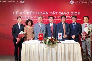 Techcombank hoàn tất chuyển nhượng TechcomFinance
