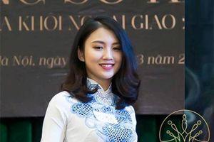 18 nữ sinh xinh đẹp, tài năng nhất 'Hoa khôi Ngoại giao' 2018